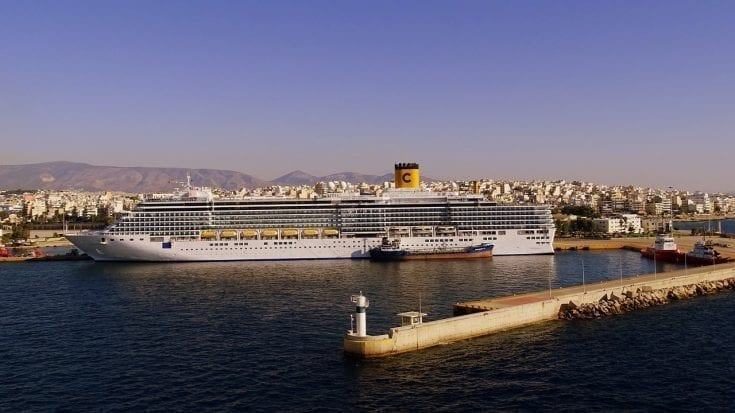 How To Get From Piraeus To Athens Centre