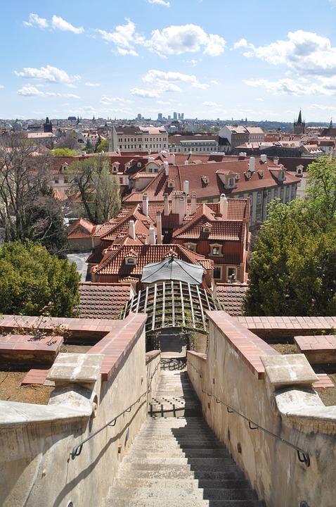 Visiting Prague as a European city break for under 30s