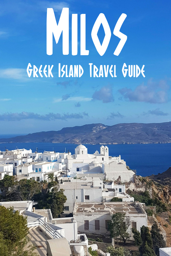Milos is the Greek island you've been waiting to hear about! Find out all about it in this Milos travel guide.