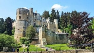 Luxembourg - It's Bigger On The Inside! Fun facts and more...