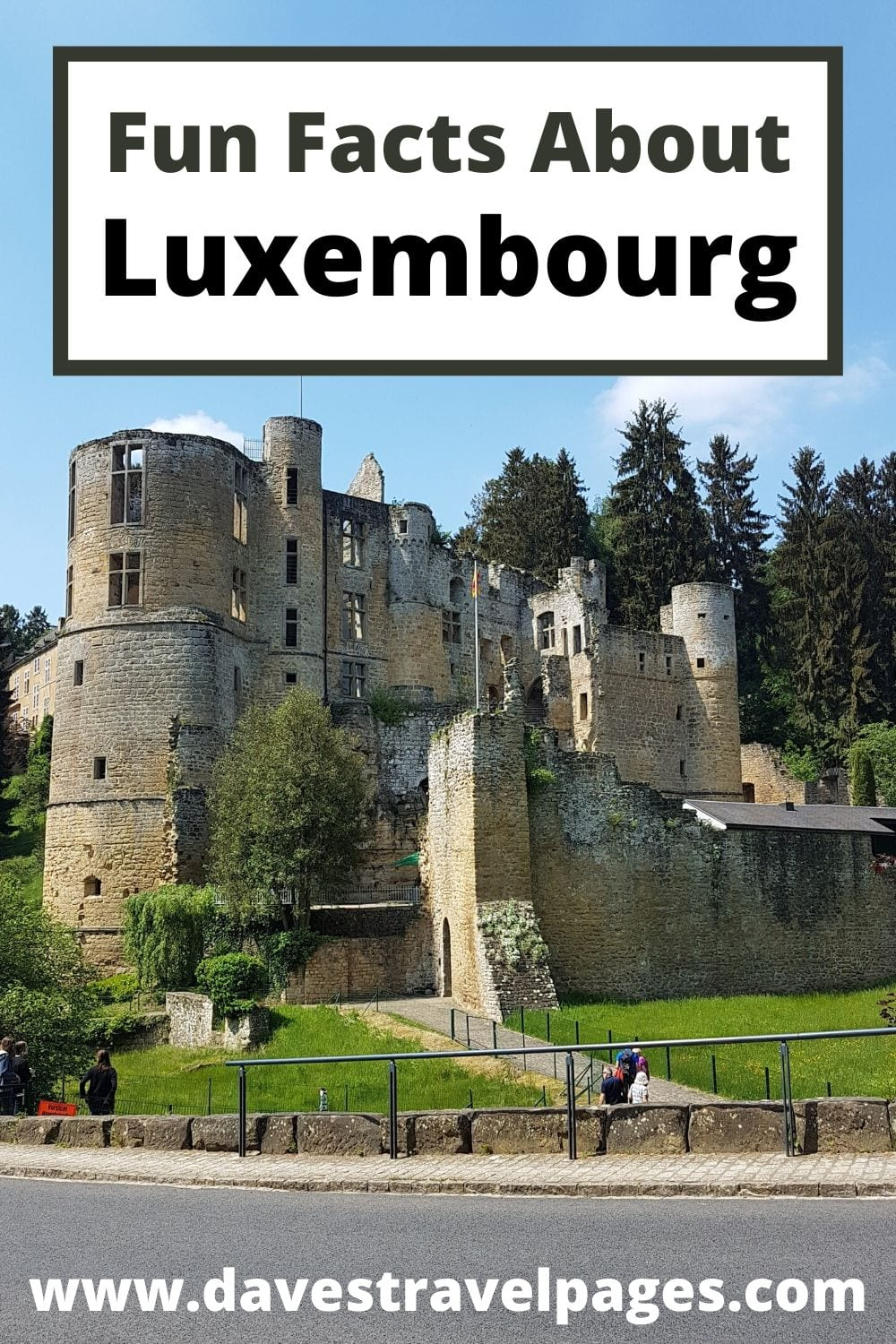 10 fun facts about Luxembourg you might not know