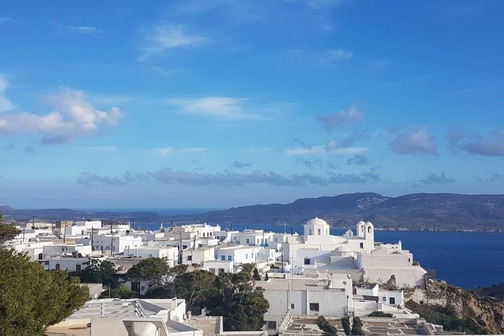 A travel guide to Milos island, Greece