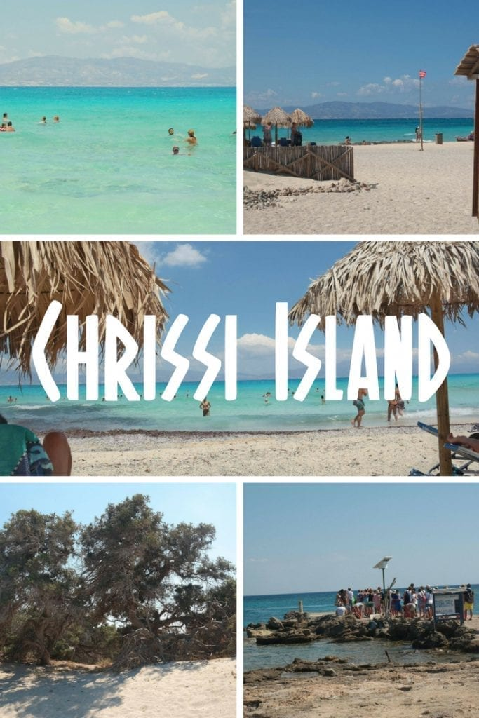 Chrissi Island Crete - A Greek island paradise