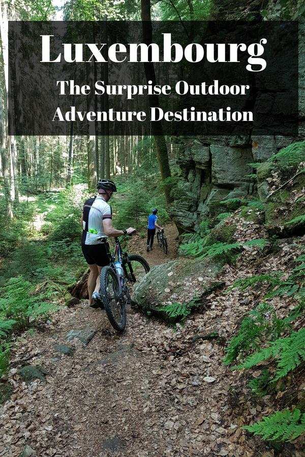 Find out more about outdoor adventure in Luxembourg - Europe's most surprising outdoor adventure destination