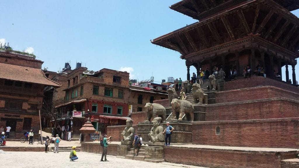 A day trip to Bhaktapur in Nepal