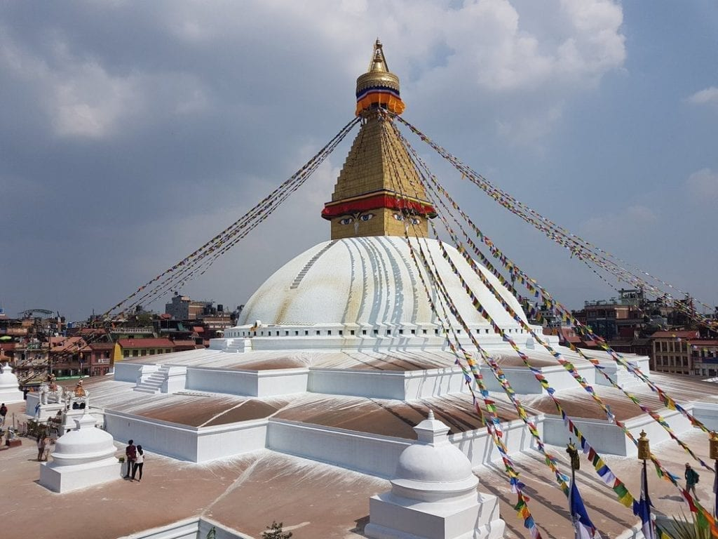 You should add a visit to Boudhanath Stupa to your Nepal travel itinerary plans