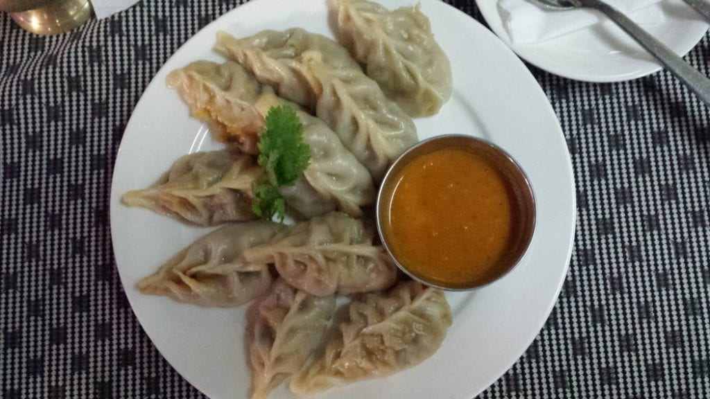 In search of the best momos in Kathmandu