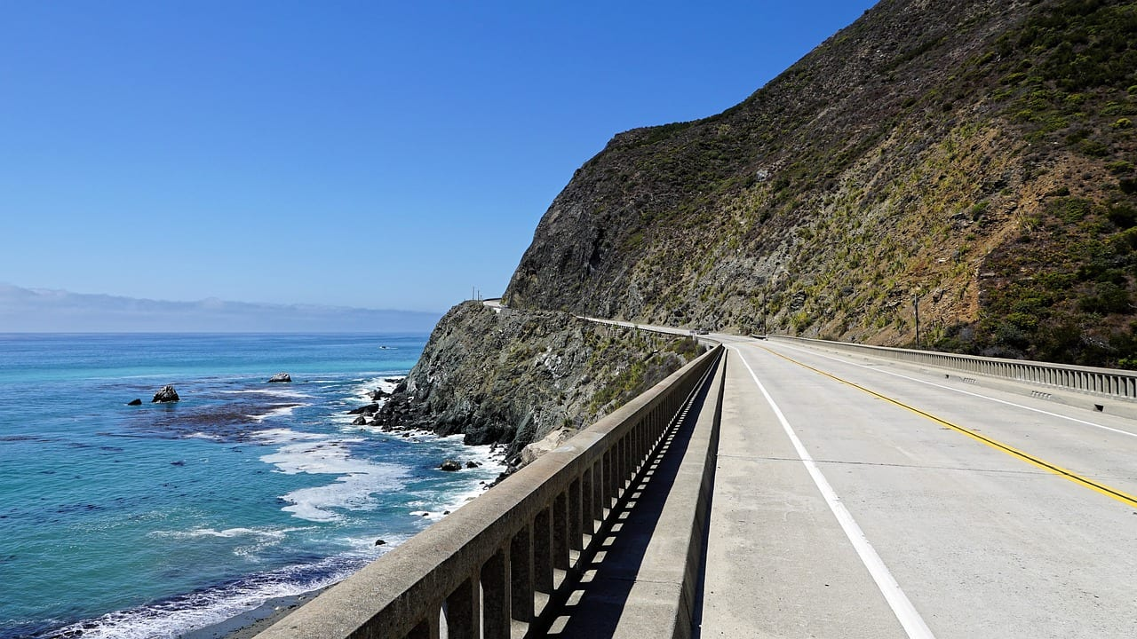 Travel tips for biking the Pacific Coast Highway