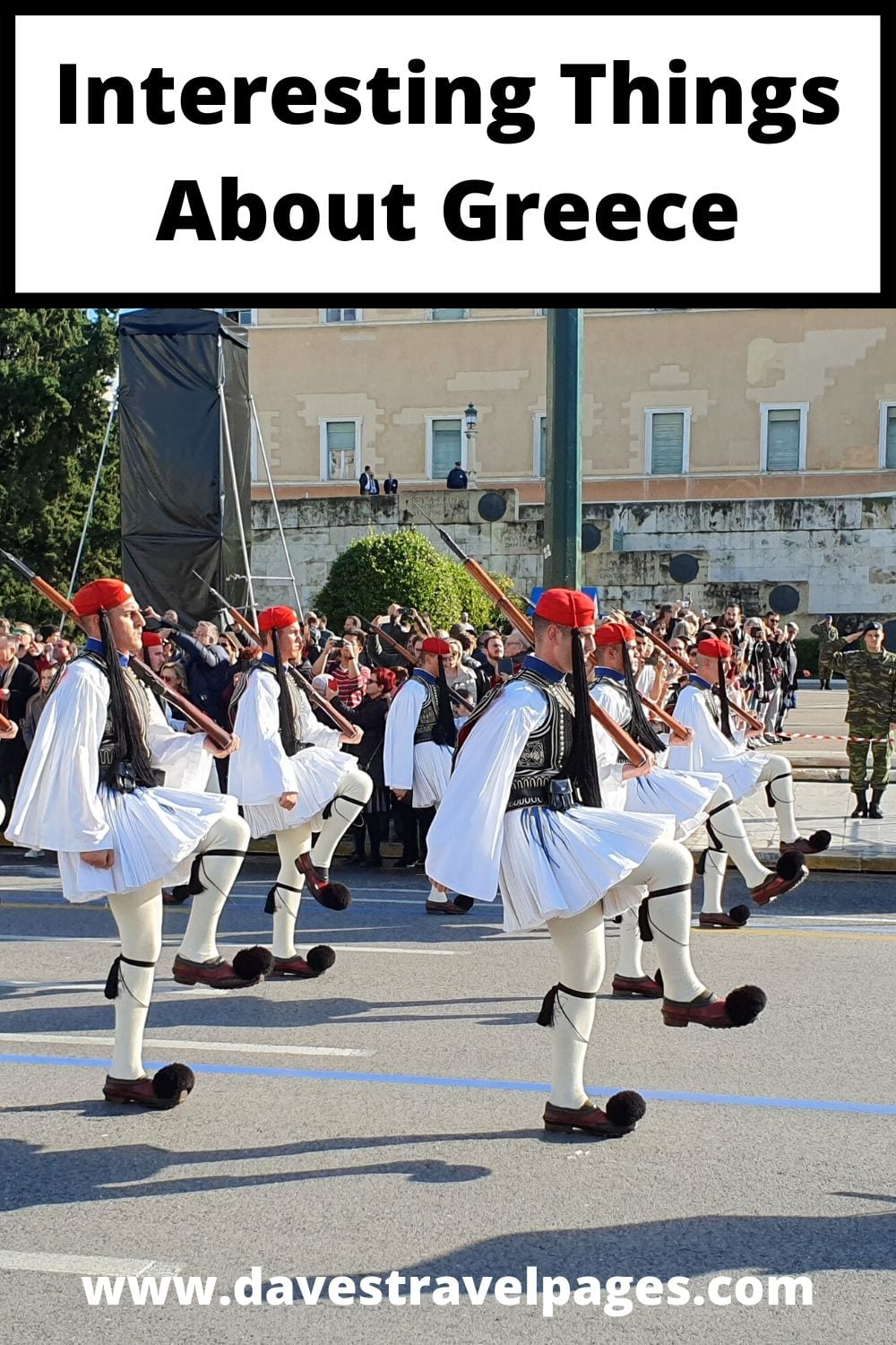 Fun Facts and Interesting Things About Greece