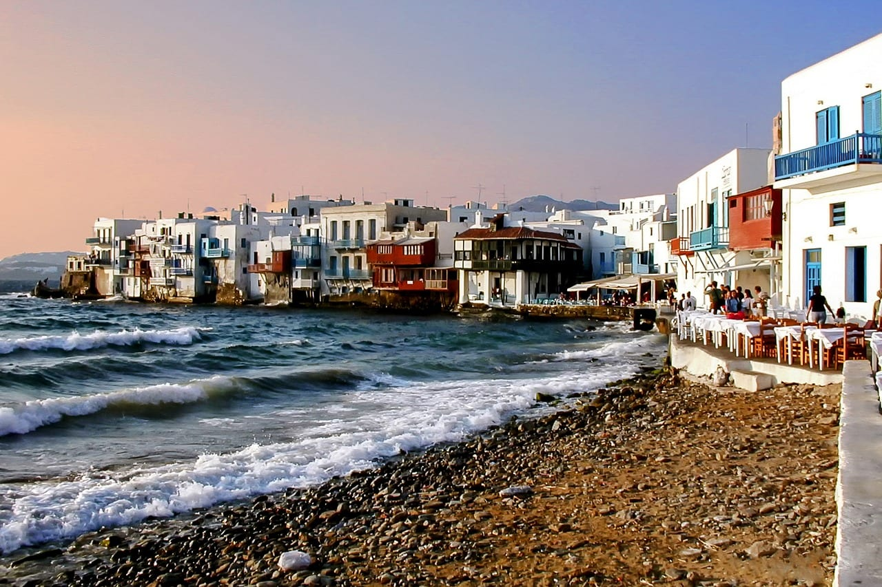Fun things to do in Mykonos