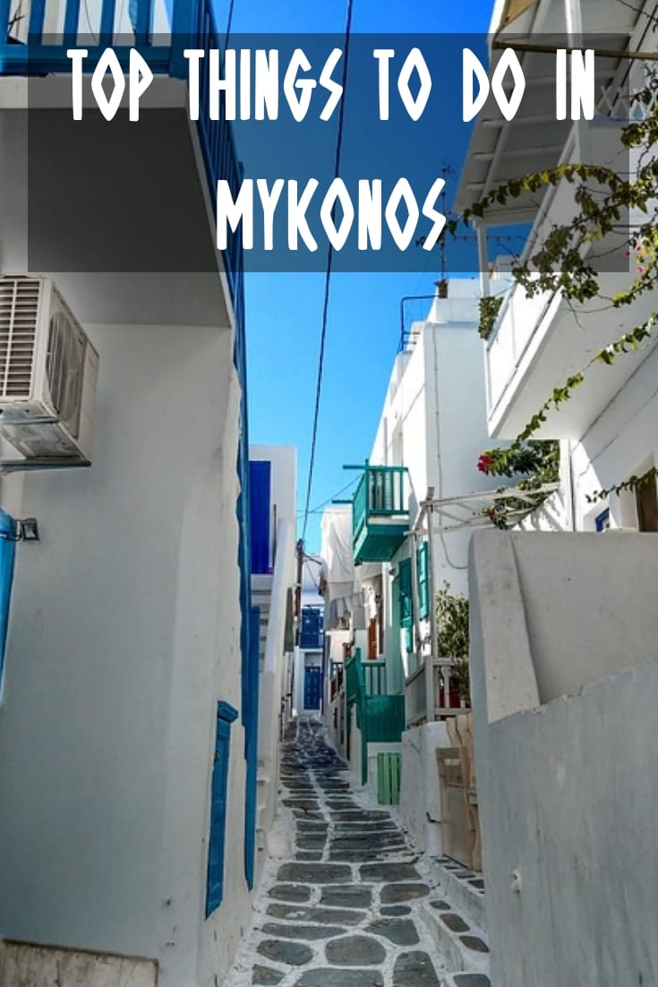 10 fun things to do in Mykonos, Greece
