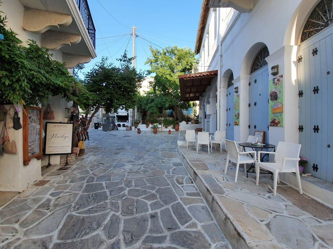 Chalkio in Naxos