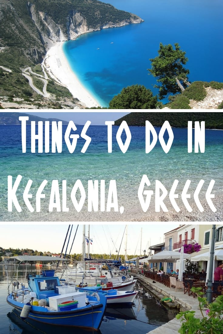Here's some great suggestions of things to do in Kefalonia. From exploring caves to visiting the best beaches in Kefalonia, this beautiful Greek island has a lot to offer.