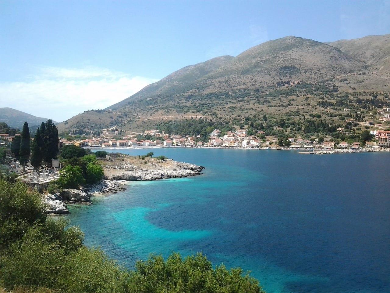 Argostoli in Kefalonia