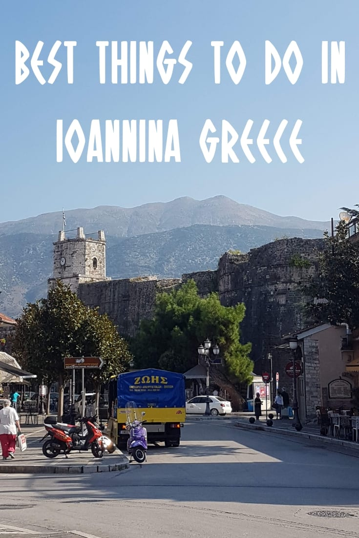 Best things to do in Ioannina, Greece