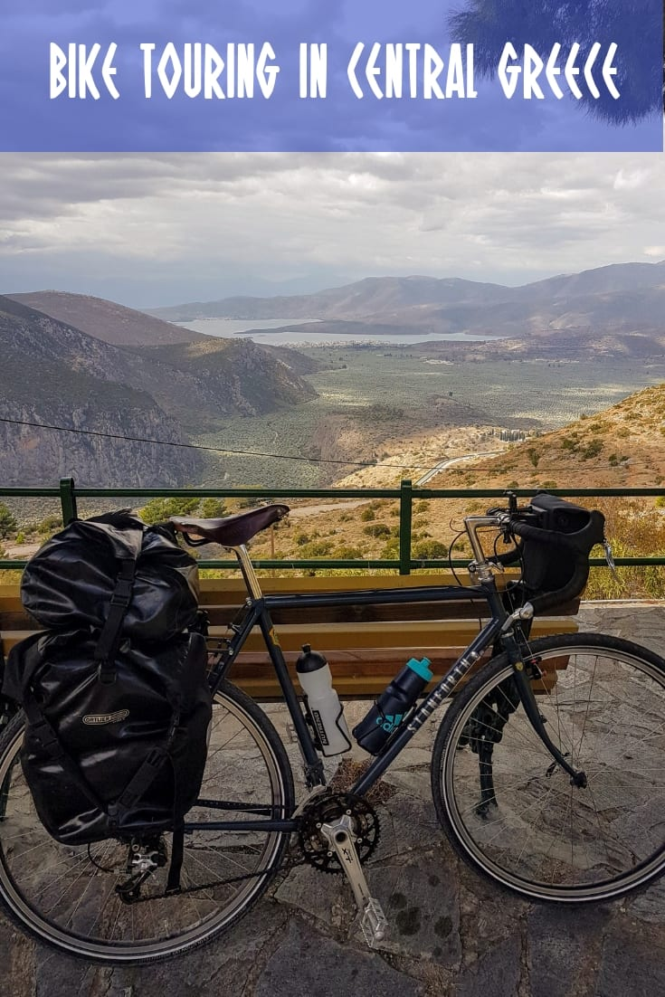 My experiences bike touring in Central Greece