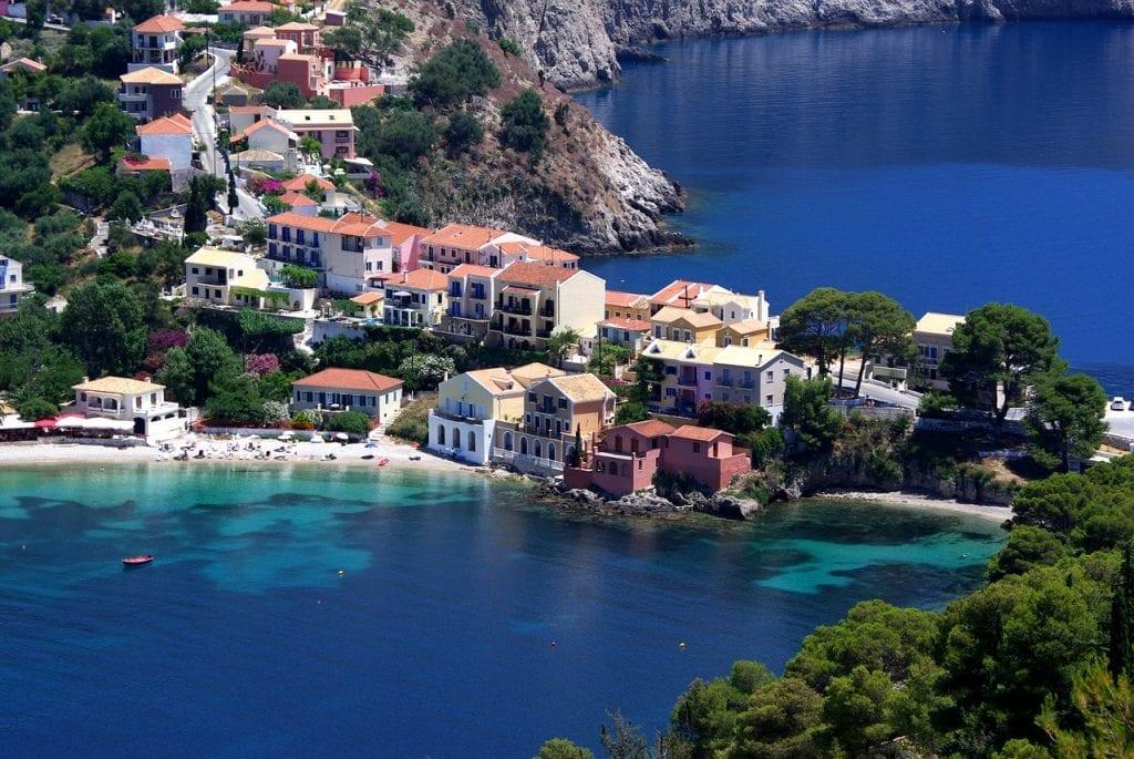 A guide to kefalonia island in greece