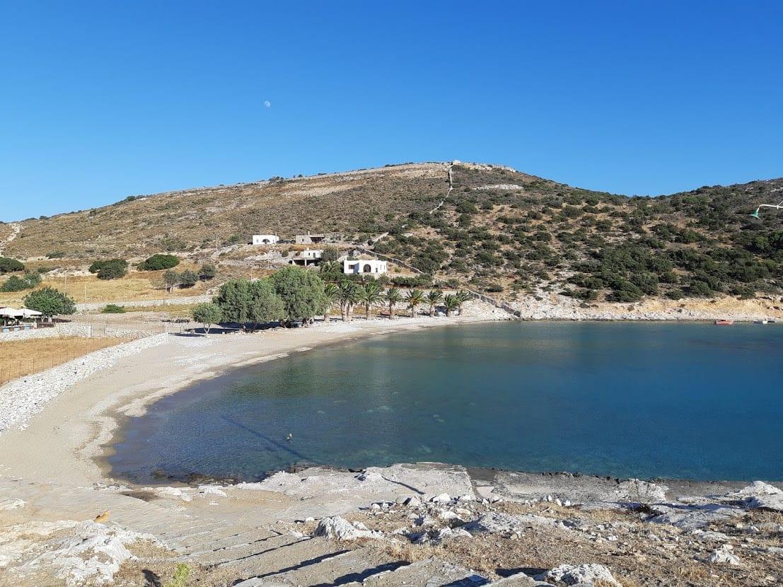 Panormos beach naxos