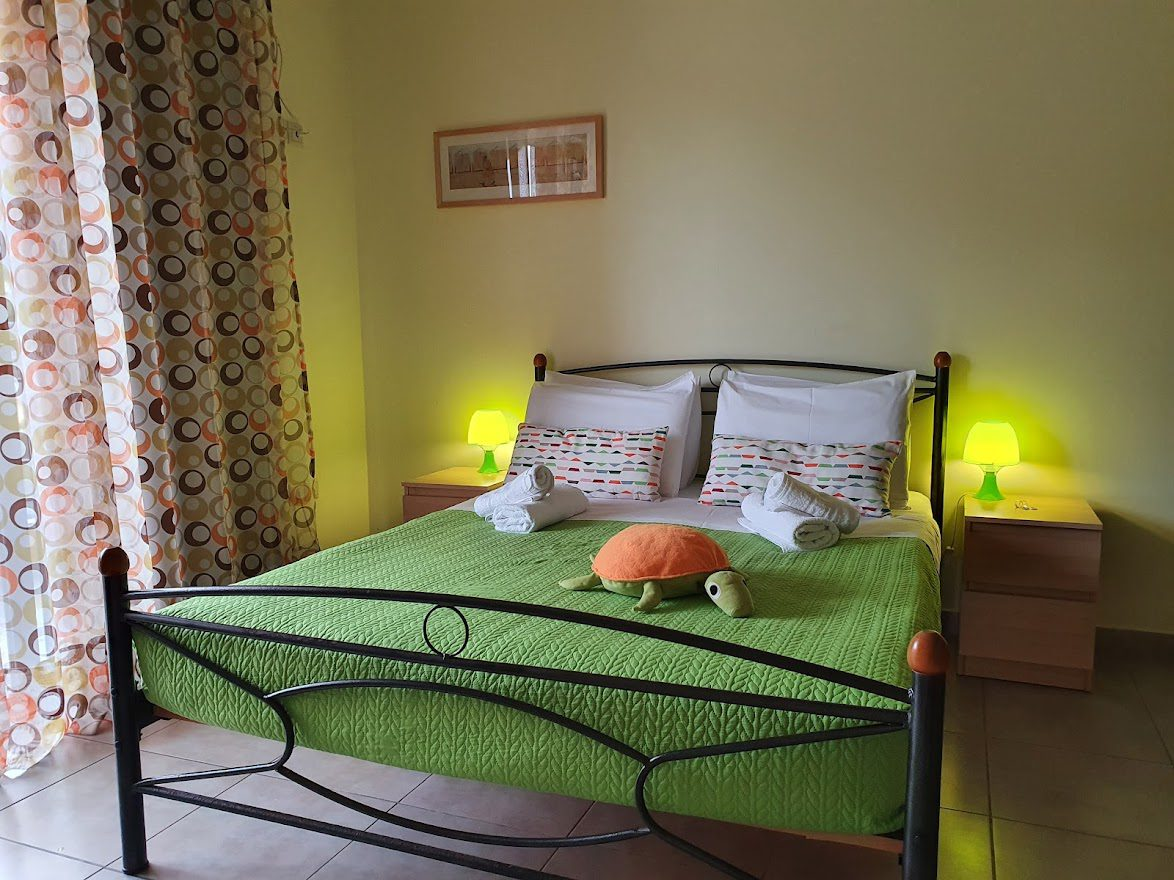 The Seasons of Saint Nicholas accommodation in Agia Efimia, Kefalonia