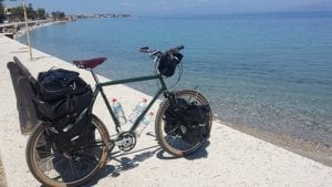 The best bicycle handlebar bag for bike touring