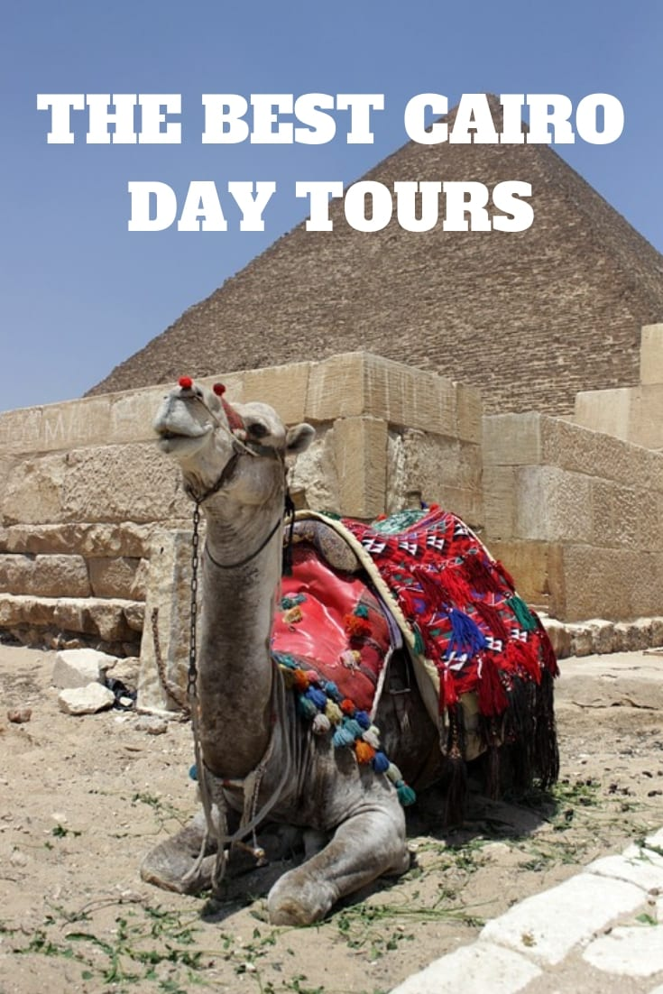 Choose from these great Cairo day tours during your next vacation in Egypt.