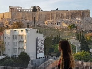Athens tours can take you to the places where you will get the best panoramic views and photos