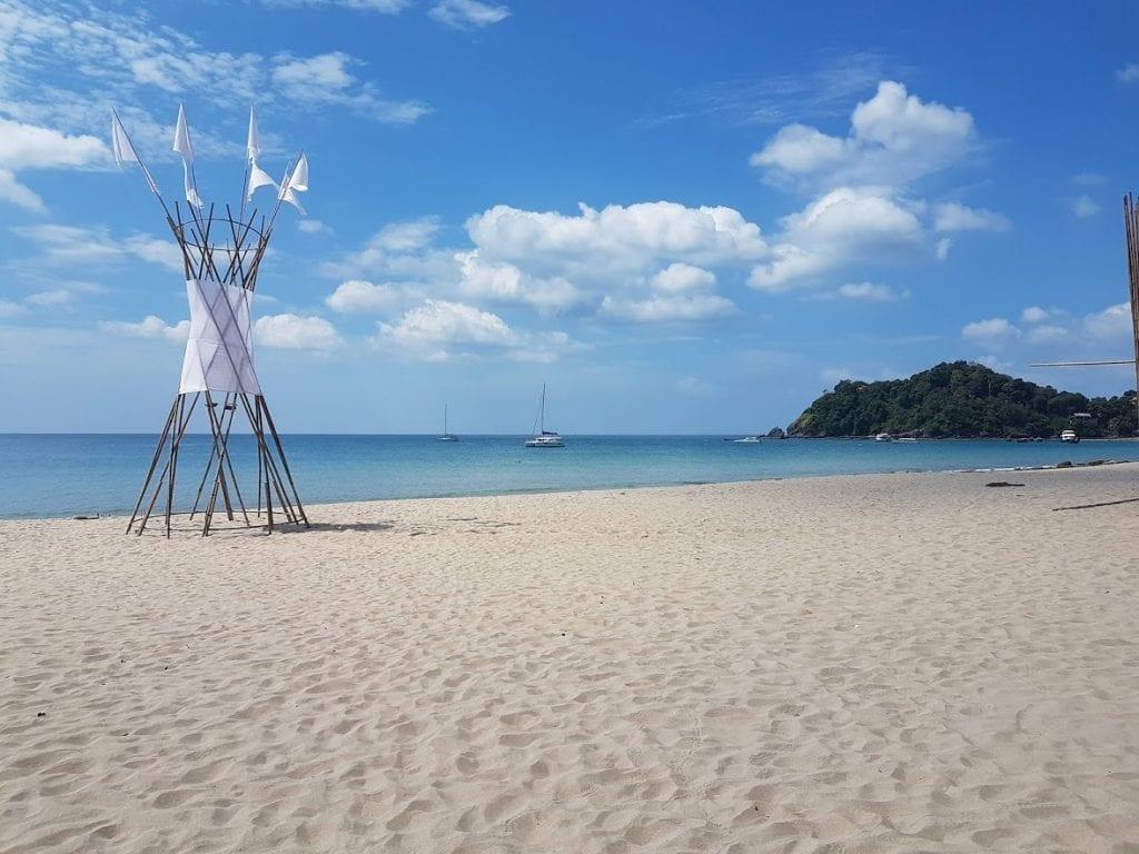 The beautiful island of Koh Lanta, Thailand