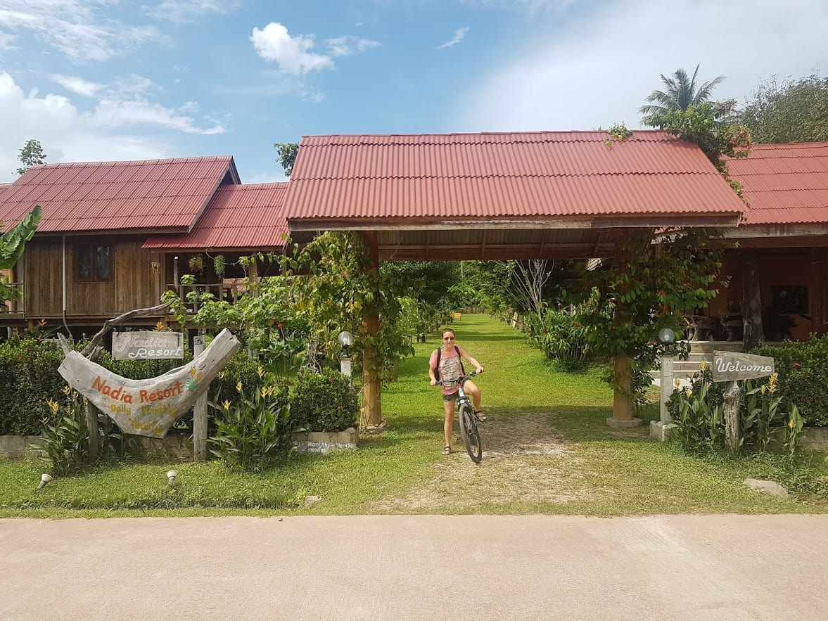 The Nadia Resort in Koh Jum island Thailand