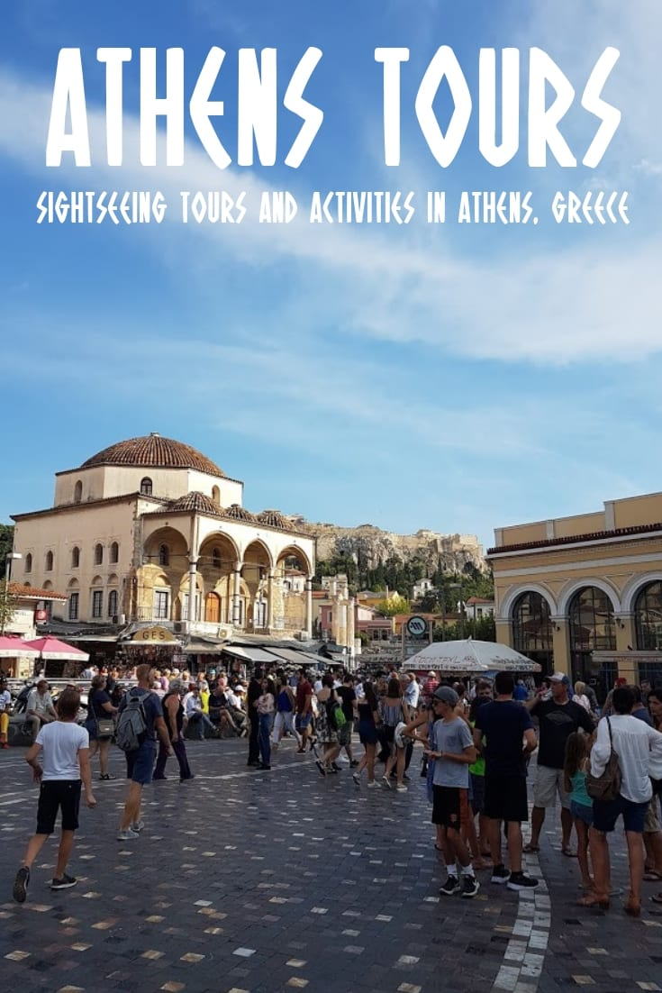 Best Athens tours and activities in Athens. Learn about Ancient Greece and contemporary Athens with these top Athens day tours.