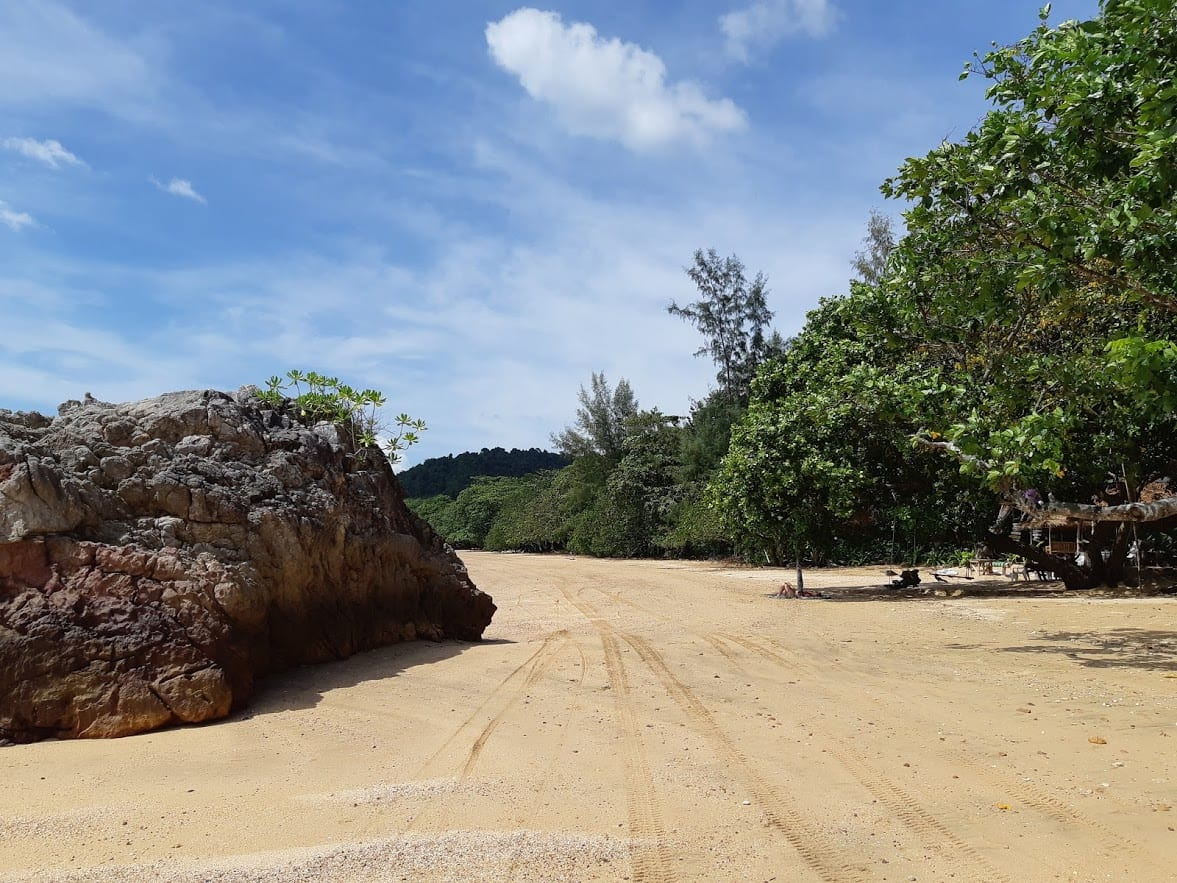 Visit Koh Jum for the beaches