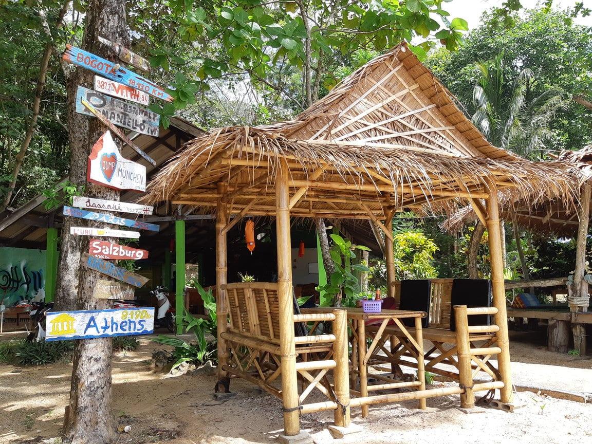 Lubo Beach in Koh Jum island, Thiland