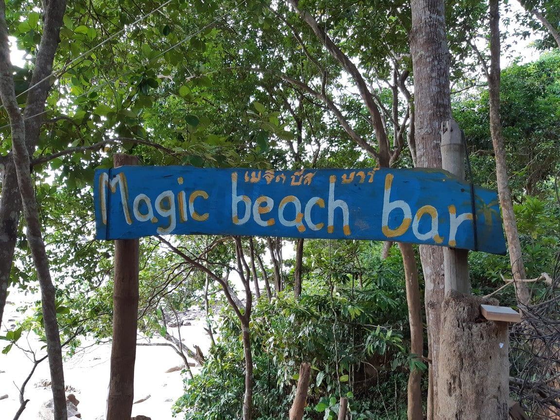 Magic Beach Bar Koh Lanta