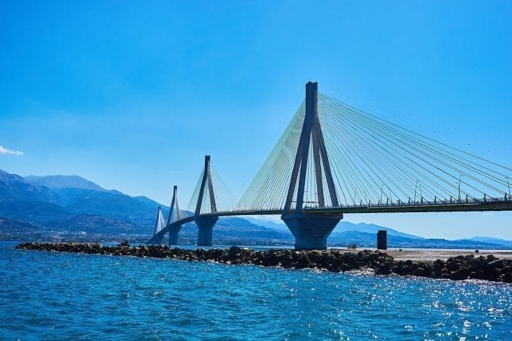 How to get from Athens Airport to Patras in Greece