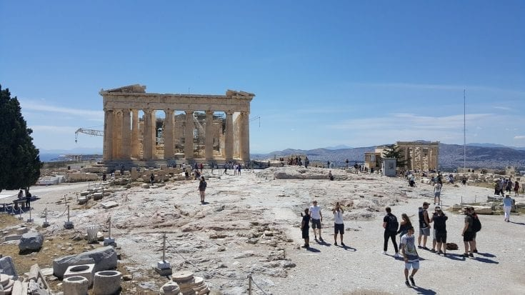 Athens in a day Itinerary