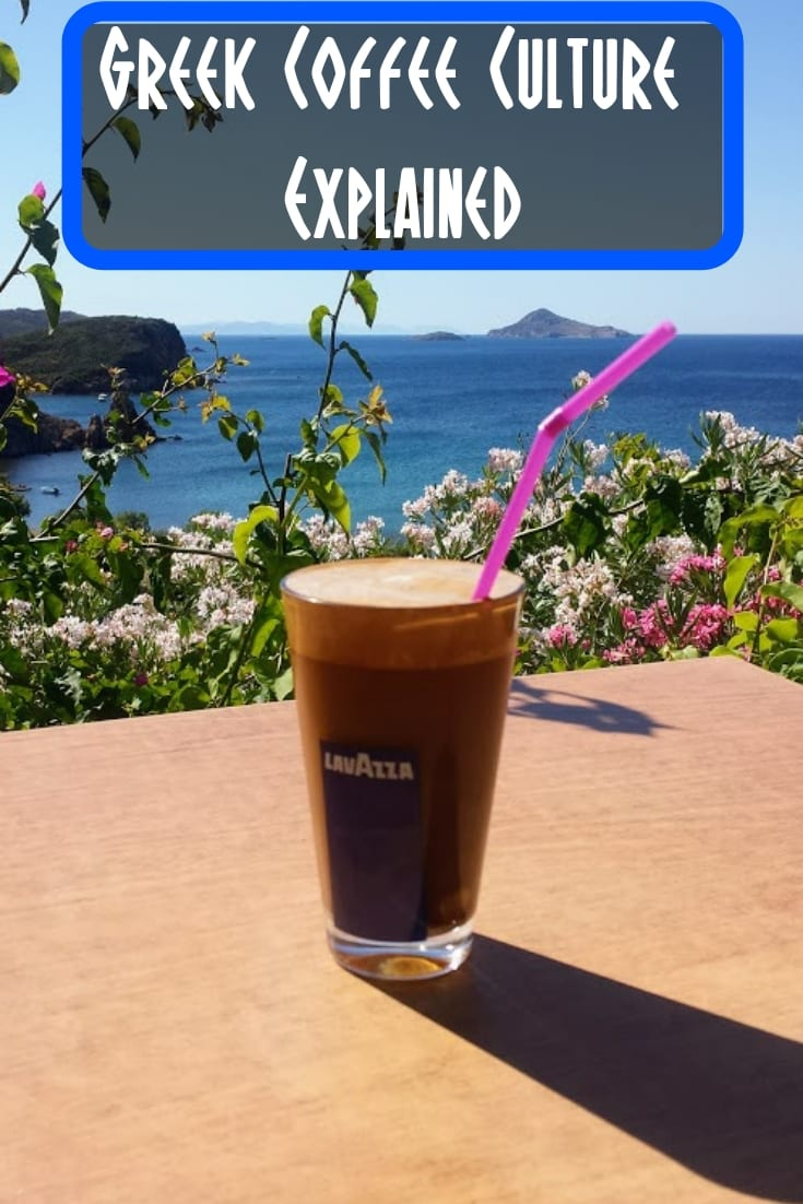 Greek coffee culture explained: Getting to grips with Greek Frappe, Freddo Espresso, Greek Coffee and more.