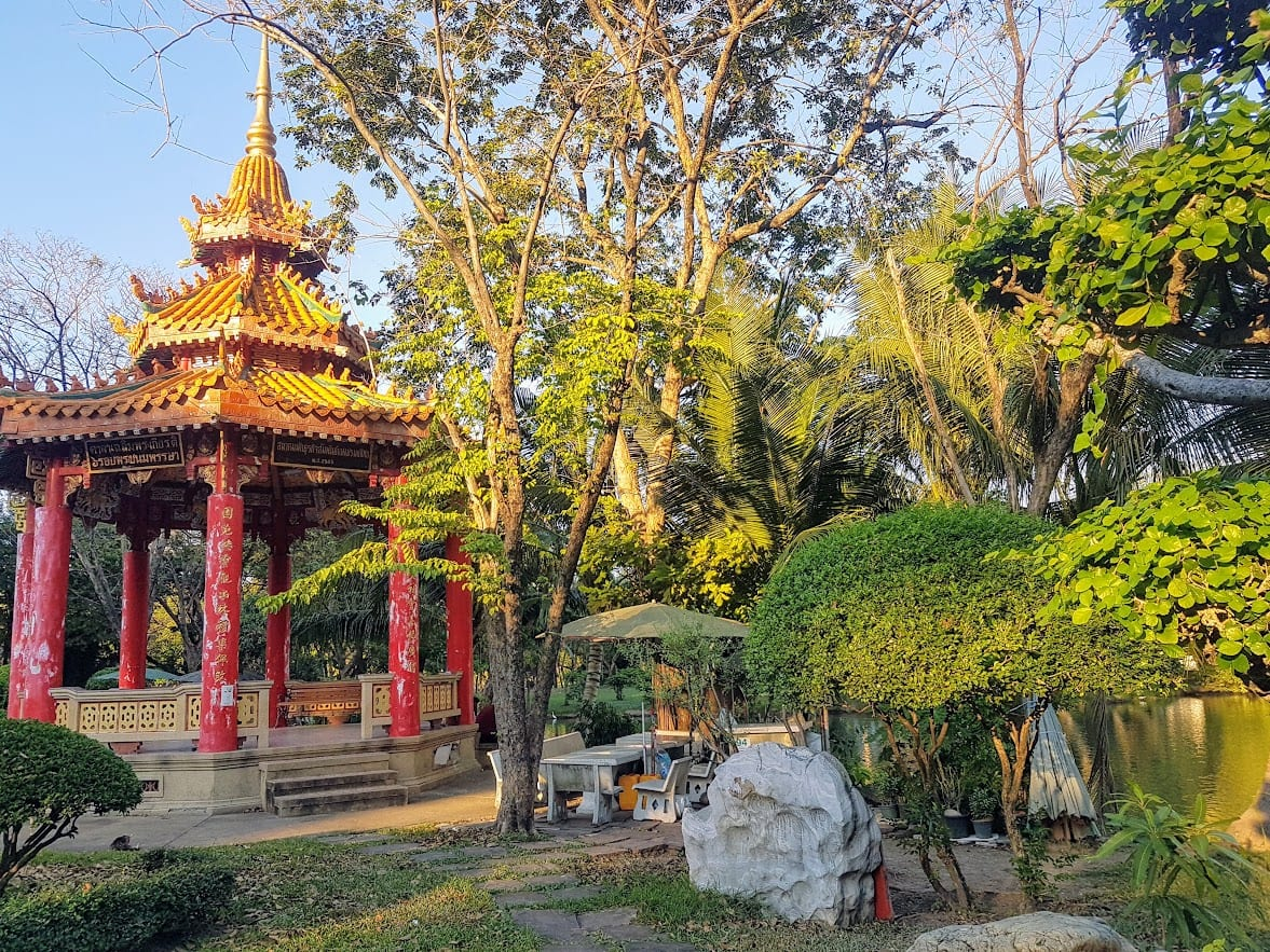 Add a stroll around Lumpini park to your Bangkok 2 day itinerary
