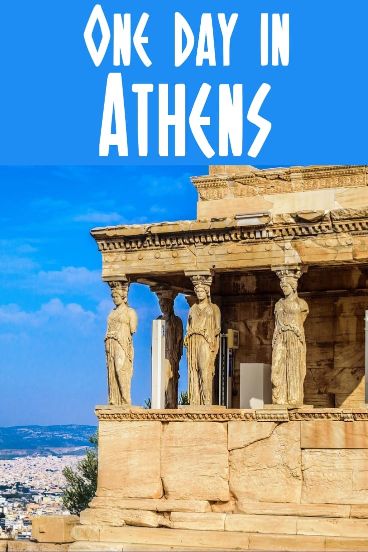Athens in a day: Only have one day in Athens, Greece? This guide will help you see the best of Athens in one day.