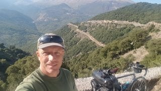 Cycling in Central Greece – Bike Touring in Epirus and Thessaly
