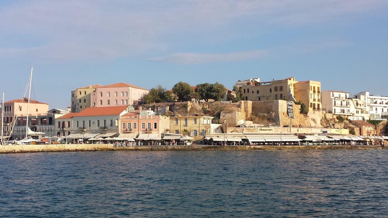 Chania in Crete