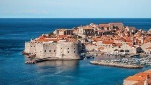 Visit Dubrovnik in Croatia when sailing