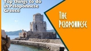 Things to do in Peloponnese Greece