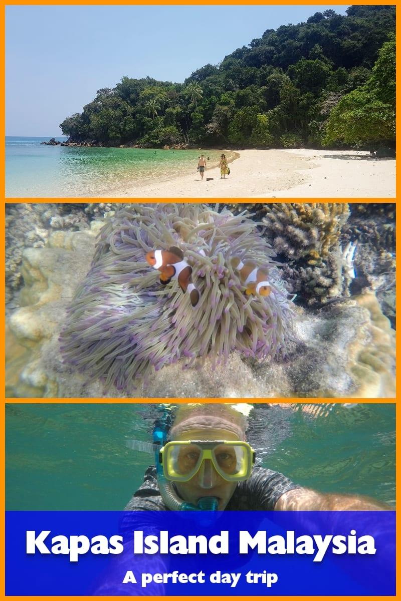 Kapas Island Malaysia - Plan the perfect day trip to Pulau Kapas in Malaysia
