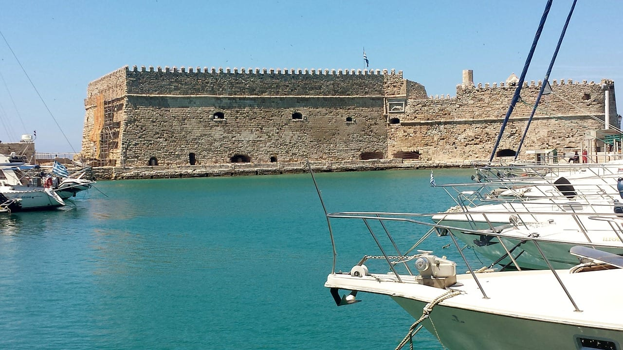 Koules fortress in Heraklion