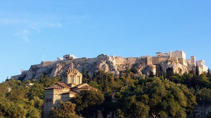 What to see in Athens - Buildings and Landmarks in Athens