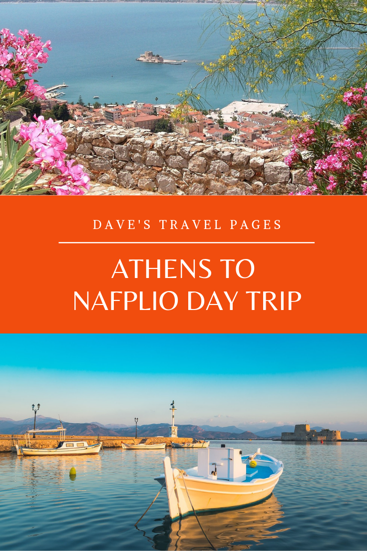 Planning a day trip from Athens to Nafplio? Here's everything you need to know, from how to get to Nafplio to what to see and do when there.