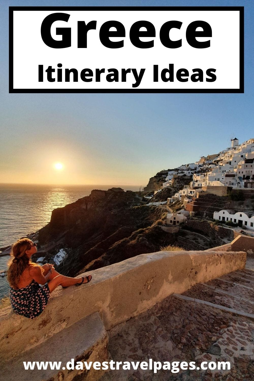 Greece Itinerary Suggestions: Spend 10 days in Greece enjoying the best the country has to offer by choosing one of these 10 day Greece itinerary ideas.