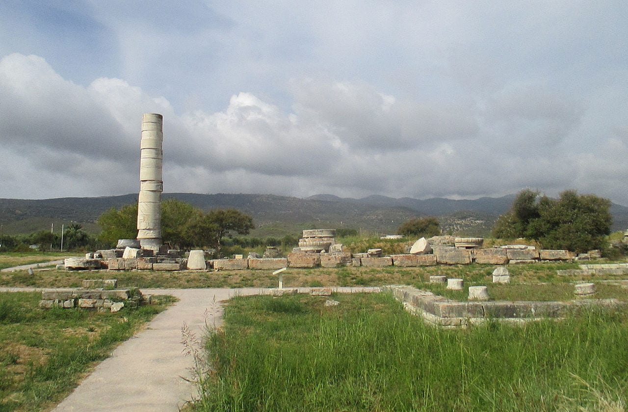 The Heraion of Samos