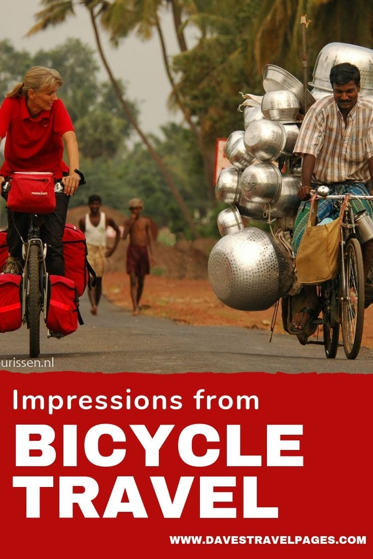 Bike Touring: Impressions from Bicycle Travel - A Meet the Cyclists interview