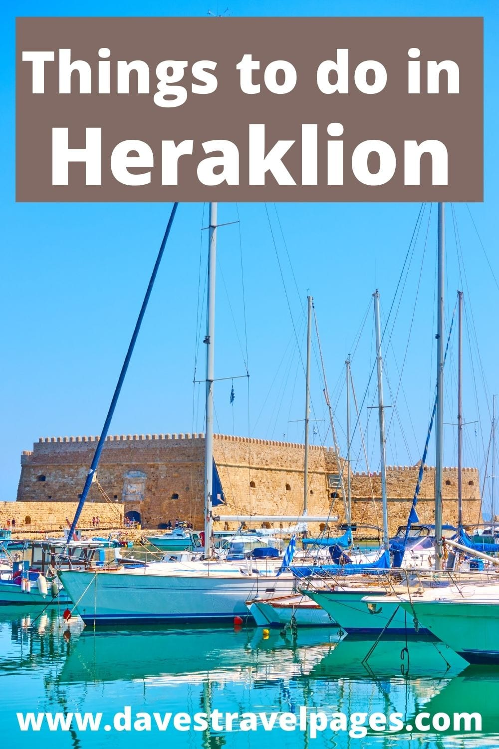 A list of best things to do in Heraklion