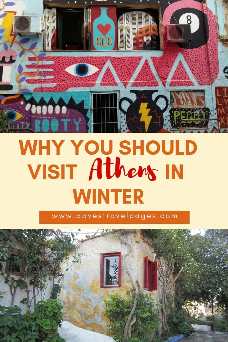 Athens Greece: Top things to see in Athens in winter